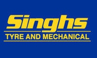 Singhs Tyre & Mechanical logo