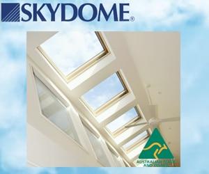 Skydome Skylight Systems, Brisbane Skylights | Cairns Street
