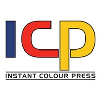Instant Colour Press logo