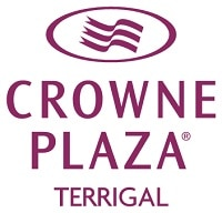 Crowne Plaza Terrigal logo