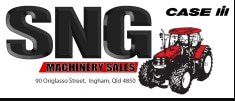 SNG Machinery Sales logo