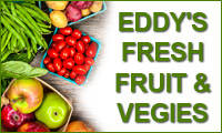 Eddy's Fresh Fruit & Vegies logo