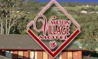 Milton Village Motel logo