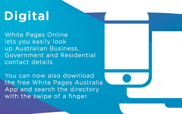 About White Pages