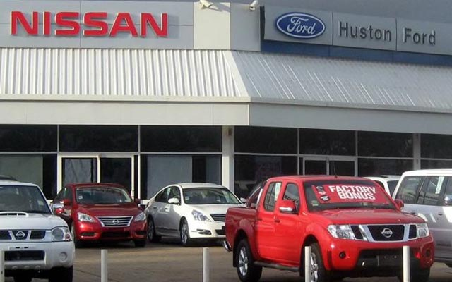 huston motors white pages