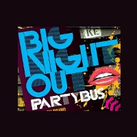 Big Night Out Buses logo
