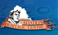 Australian Aviation Heritage Centre logo