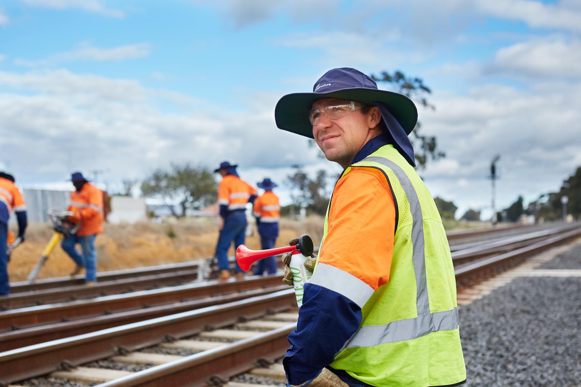 Arc Infrastructure, Head Office | George Wiencke Drive, Perth