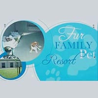 Fur Family Pet Resort logo