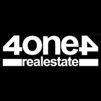 4 one 4 Real Estate logo