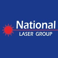 National Laser Group logo