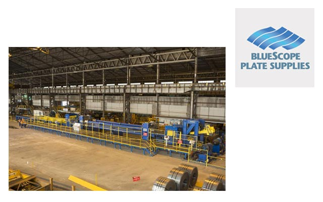 BlueScope Plate Supplies | Westall Road, Clayton South, VIC