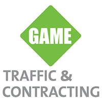 GAME Traffic & Contracting logo