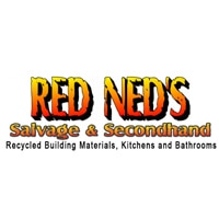 Red Neds Salvage And Second Hand logo