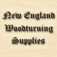 New England Woodturning Supplies logo