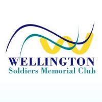 Wellington Soldier's Memorial Club logo
