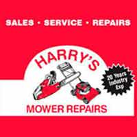 Harry's Mower Repairs logo