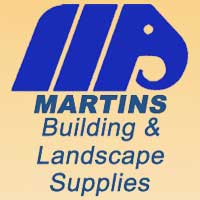 Martins Building & Landscape Supplies logo