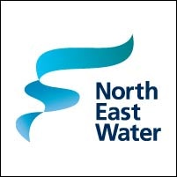 North East Water logo