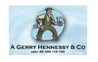 A Gerry Hennessy & Co logo