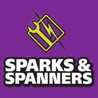 Sparks & Spanners logo