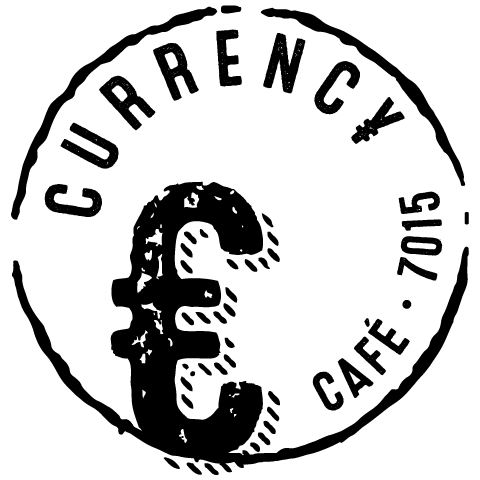 Currency Cafe logo