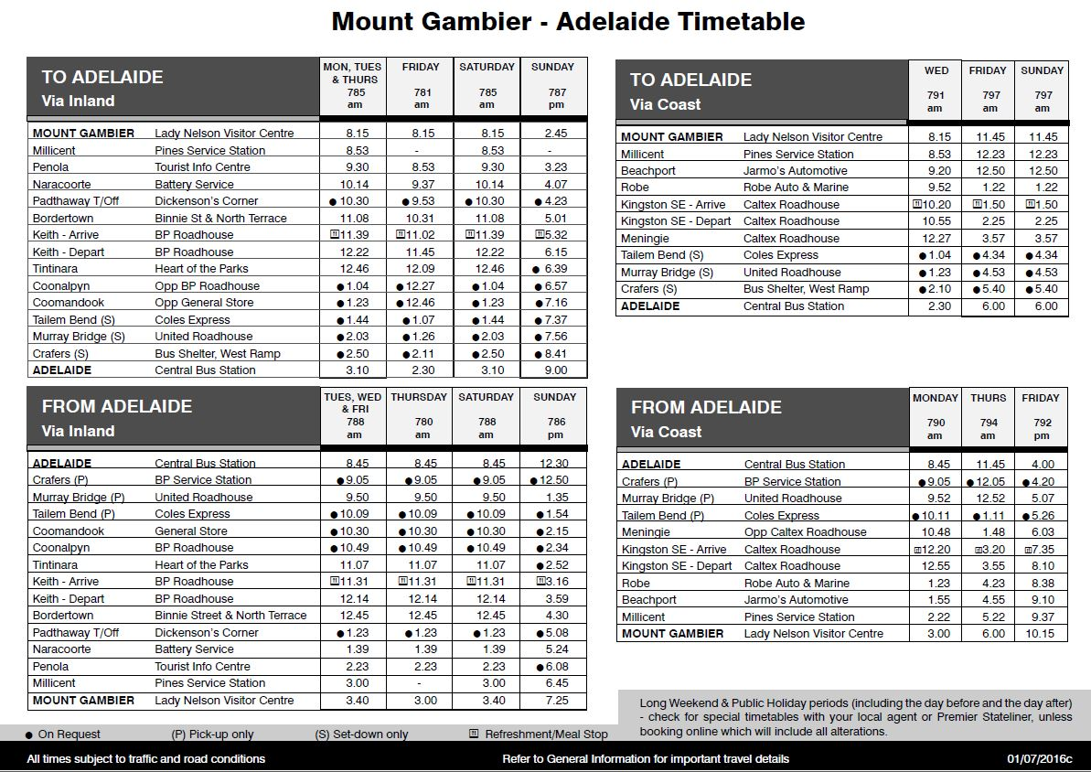 bus adelaide to port lincoln pdf