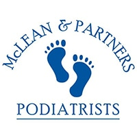McLean & Partners Podiatrists logo