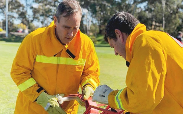 CFA Country Fire Authority | Walsh Road Cnr Raglan Pde