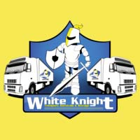 White Knight Transport Removals & Storage logo
