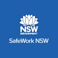 Safework New South Wales (NSW Government) logo